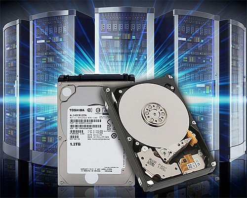 Жесткие диски SSD, HDD
