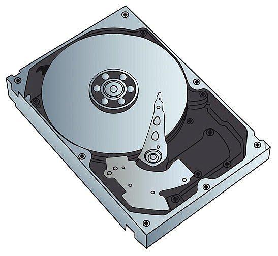 Жесткие диски наш каталог