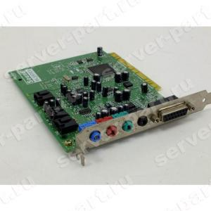 Звуковая карта Creative PCI 512 3D EMU10K1-EDF 4.1 PCI(CT-4790)