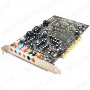 Звуковая карта Creative Audigy2 ZS Value Analog&Digital In/Out 7.1 IEEE1394 SPDIF-In/Out PCI(SB0350)