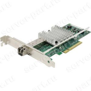 Сетевой Адаптер Intel i82599 10Гбит/сек Single Port 10Gb Ethernet Adapter PCI-E8x 2.0(X520-SR1)
