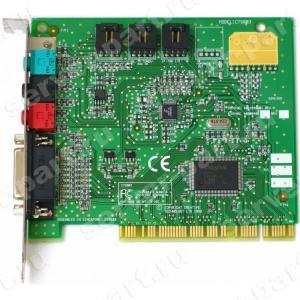 Звуковая карта Creative PCI128 3D ES1373 4Channels PCI(CT-5803)