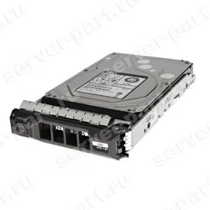"Жесткий Диск Dell (Seagate) Enterprise Capacity 3.5 HDD v5 ST4000NM0295 4Tb (U1200/7200/128Mb) 512n 12G SAS 3,5"" For R730 R730XD T430 T630 R430 R530 MD1400(400-ALNY)"