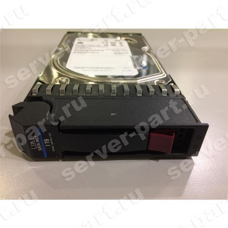 Жесткий Диск HP (Seagate) Barracuda ES.2 ST31000340NS 1Tb (U300/7200/32Mb) NCQ SATAII To Fiber Chanel To Fiber Chanel For P2000 G2 G3 MSA2000(487442-001)