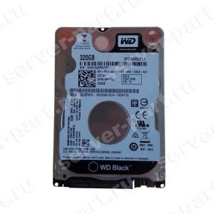 "Жесткий Диск Western Digital Black 320Gb (U600/7200/32Mb) 6G SATAIII 2,5"" 7mm(WD3200LPLX-00ZNTT0)"