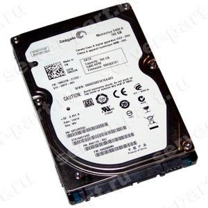"Жесткий Диск Seagate Momentus 5400.6 160Gb (U300/5400/8Mb) SATAII 2,5""(ST9160314AS)"