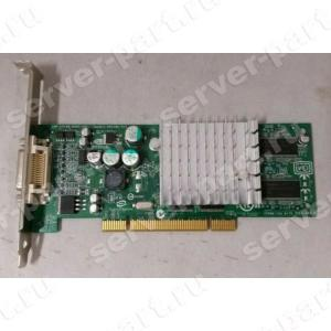 Видеокарта HP (PNY) Nvidia Quadro 4 280 NVS 64Mb 64Bit DDR DMS-59 To DualVGA/DualDVI LP PCI For Workstation xw4100 xw4200 xw4300 xw6000 xw6200 Business Desktop dx5150 dx7300 dc5100 dc5700 dc7600 7700 Point of Sale Systems rp5000 rp5700(DY599A)