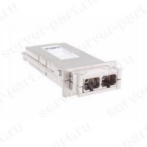 Transceiver X2 Cisco 10Gbps 10GBase-LX4 300m 1310nm NNF Pluggable SC(X2-10GB-LX4=)