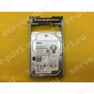 "Жесткий Диск Dell (Seagate) Enterprise Capacity 2.5 HDD ST2000NX0403 2Tb (U600/7200/128Mb) 512n 6G SATAIII 2,5"" For G13 G14(400-ATKB)"