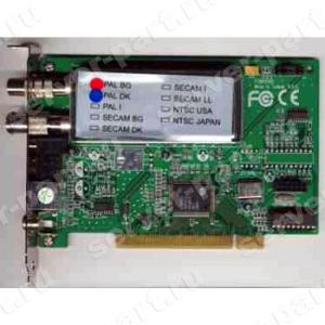 TV-Тюнер Acorp BookTree-BT878 TV FM Remote PCI(PV951T)