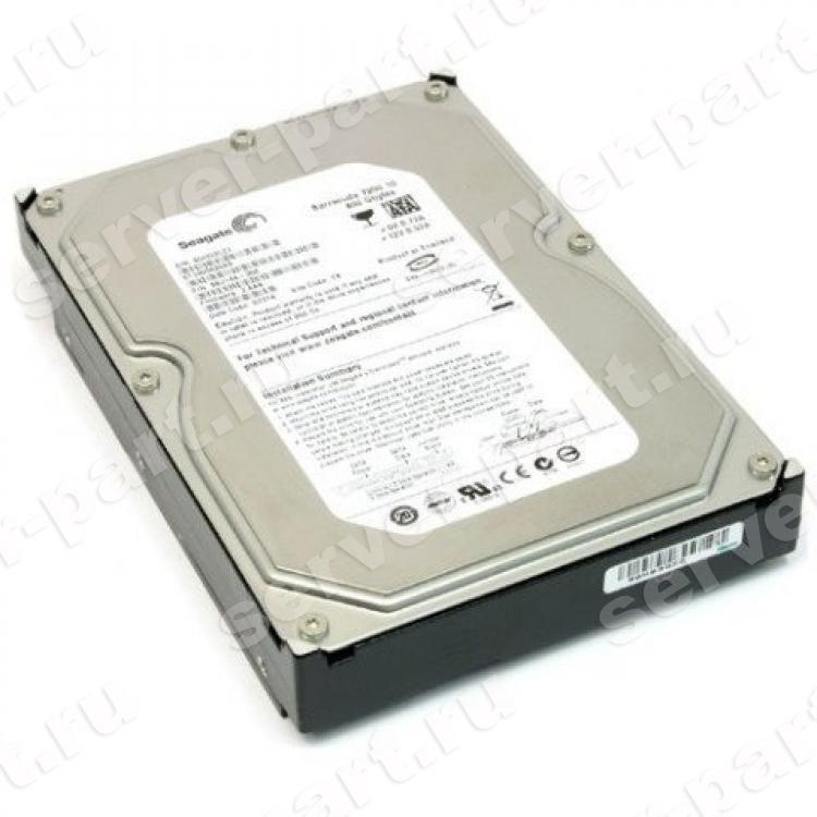 Жесткий Диск Seagate Barracuda 7200.10 400Gb (U300/7200/16Mb) NCQ SATAII(9BJ144)
