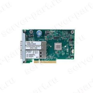 Сетевой Адаптер HP Dual Port QSFP InfiniBand Adapter 40Gb/s FDR/EN PCI-E8x For DL360p Gen8 DL380p Gen8 DL560 Gen8 DL385p Gen8 DL160 Gen8 SL270s Gen8 SL250s Gen8 SL230s Gen8(544FLR-QSFP)