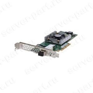 Сетевой Адаптер Dell (Qlogic) 1x16Гбит/сек Single Port 1xSFP+ Fibre Channel HBA LP PCI-E8x 3.0(0187V)