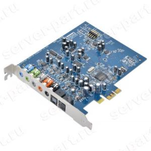 Звуковая карта Creative X-Fi XtremeAudio EAX HD4.0 Analog&Digital In/Out 7.1 24bit 5xJack3.5 S/PDIF In/Out PCI-E1x(SB1040)